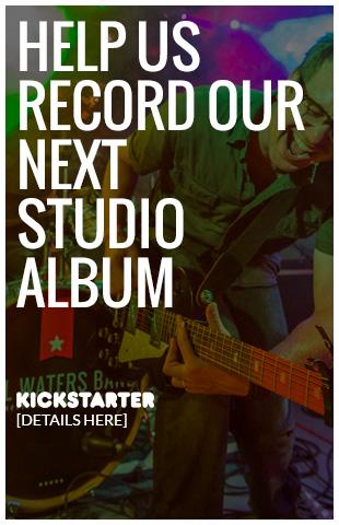 Help us record our next studio album